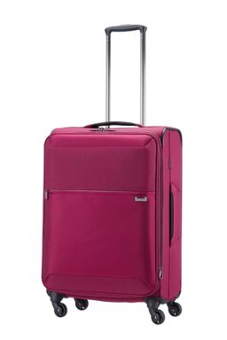 Samsonite Shortlite plum luggage range