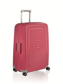 S Cure Pink luggage range