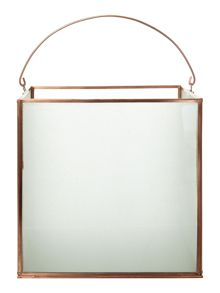Broste Copenhagen Royce Lanterns in copper finish