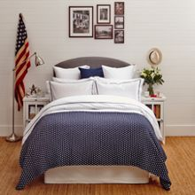 Lexington Authentic sateen bedding range in white