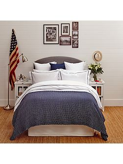 Authentic Sateen with Frame King Duvet in White