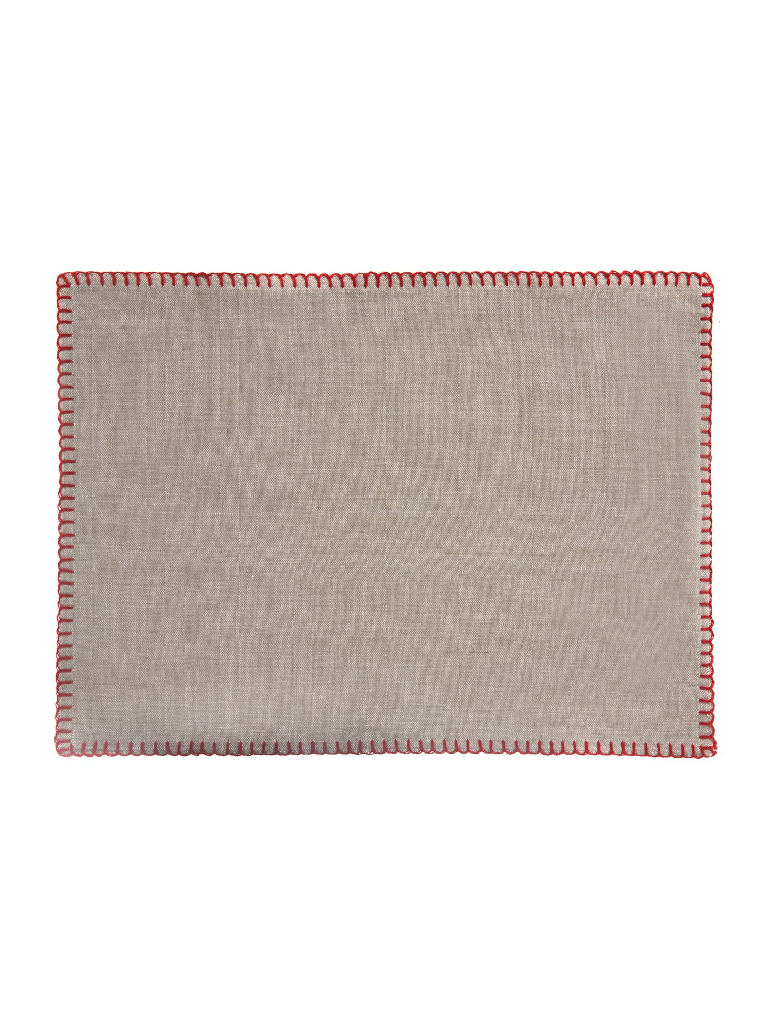 Red Cotten Tablelinen Range