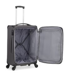 Aire Dark Grey 4w Soft Luggage Set