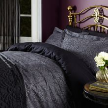 Lucia Jacquard Bed Linen Set