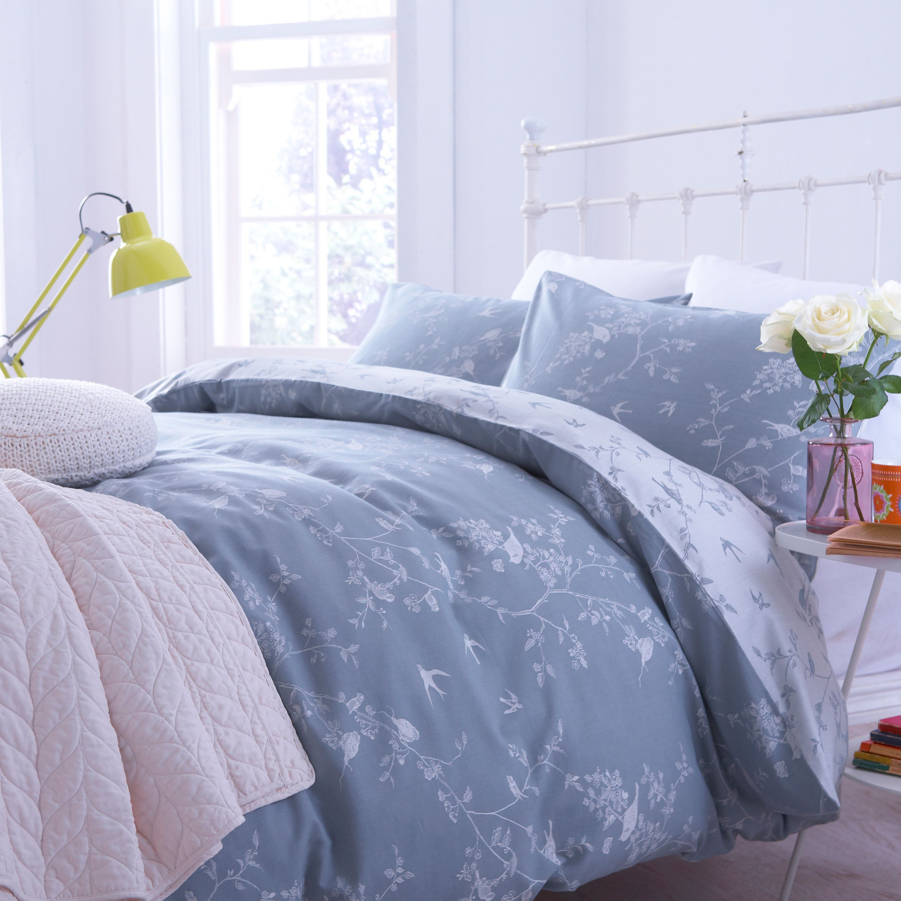 Songbirds duvet cover double