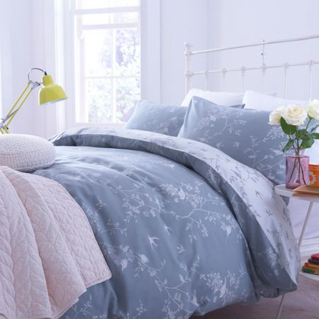 Dickins & Jones Songbirds duvet cover super king