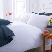 Dickins & Jones Rosie White bedding range