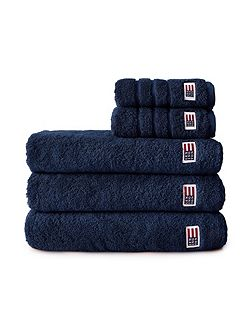 Original Hand Towel in Navy