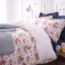 Daisy pillowcase pair