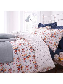 Daisy duvet cover super king