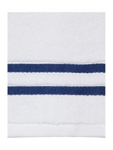 Weft Insert Light Blue Towel Range
