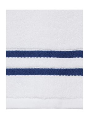 Luxury Hotel Collection Weft Insert Light Blue Towel Range