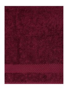 Linea egyptian purple towels