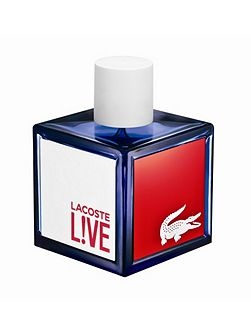 L!ve Eau de Toilette 100ml