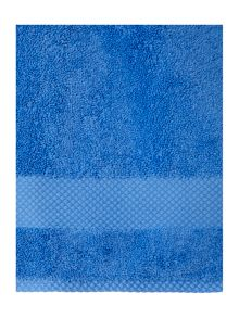 Linea egyptian blue towels