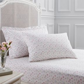 Shabby Chic Candy floral bedding range