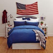 Authentic Jeans double duvet cover in Blue