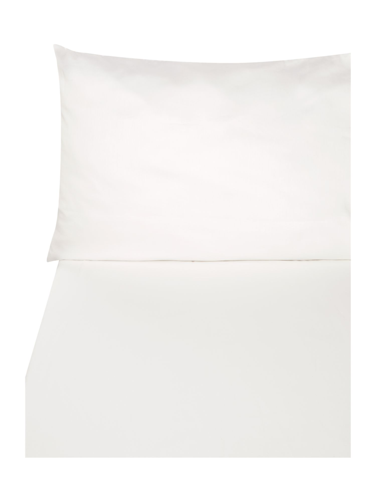 300 thread count off white housewife pillowcases