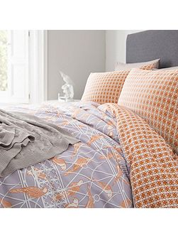 Aviary king duvet cover