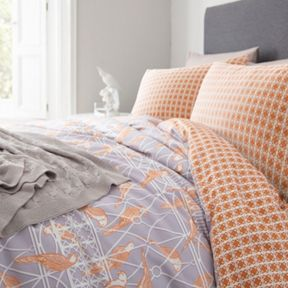 Living by Christiane Lemieux Aviary bedding collection