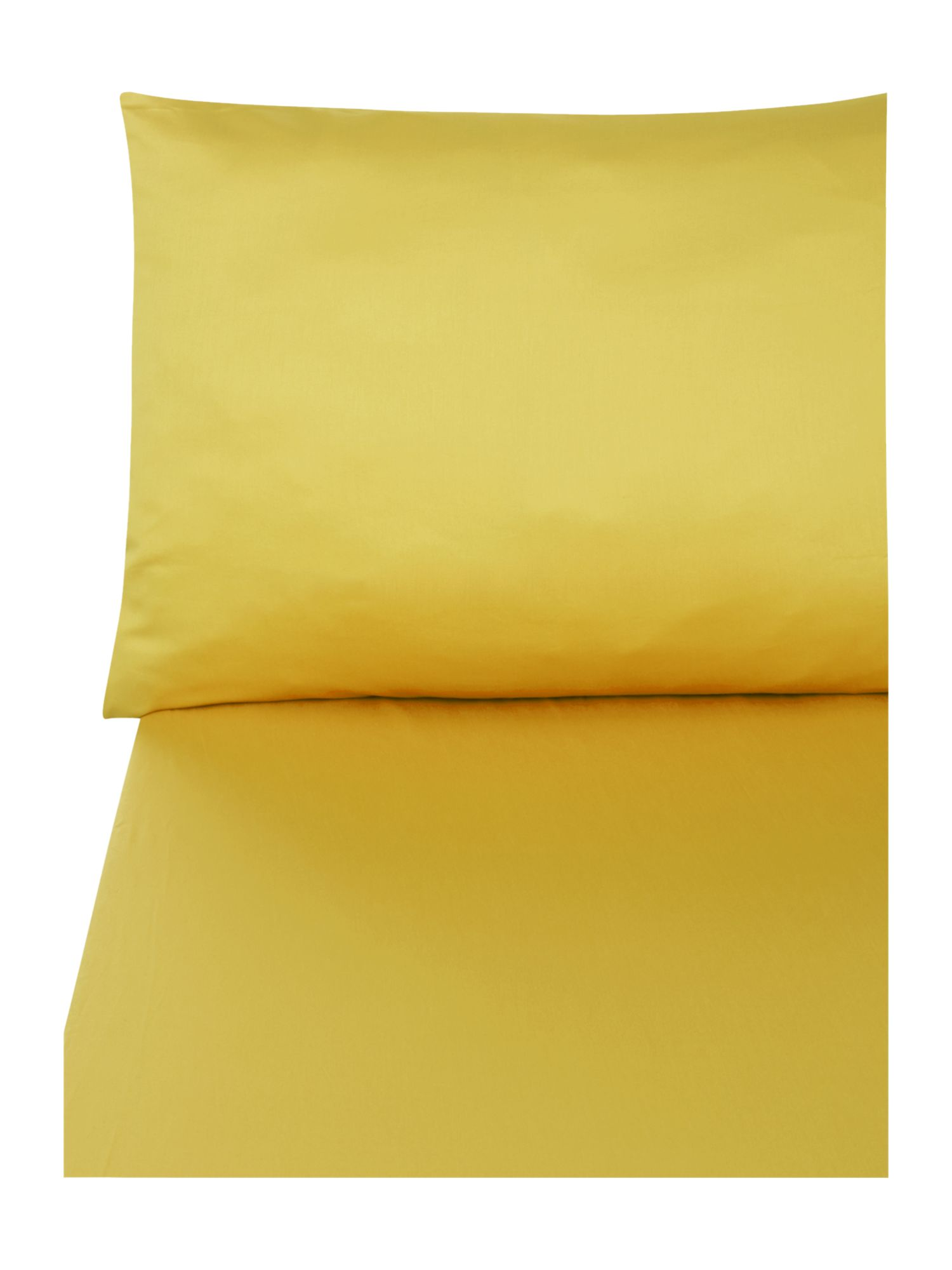 300 thread count yellow oxford pillowcases