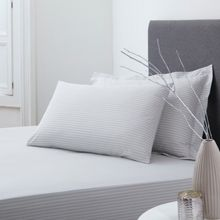Living by Christiane Lemieux 200 percale stone bedding range