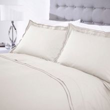 Greenwich pale grey pillowcase pair