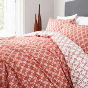 Living by Christiane Lemieux Morocco Terracotta bed Linen Set