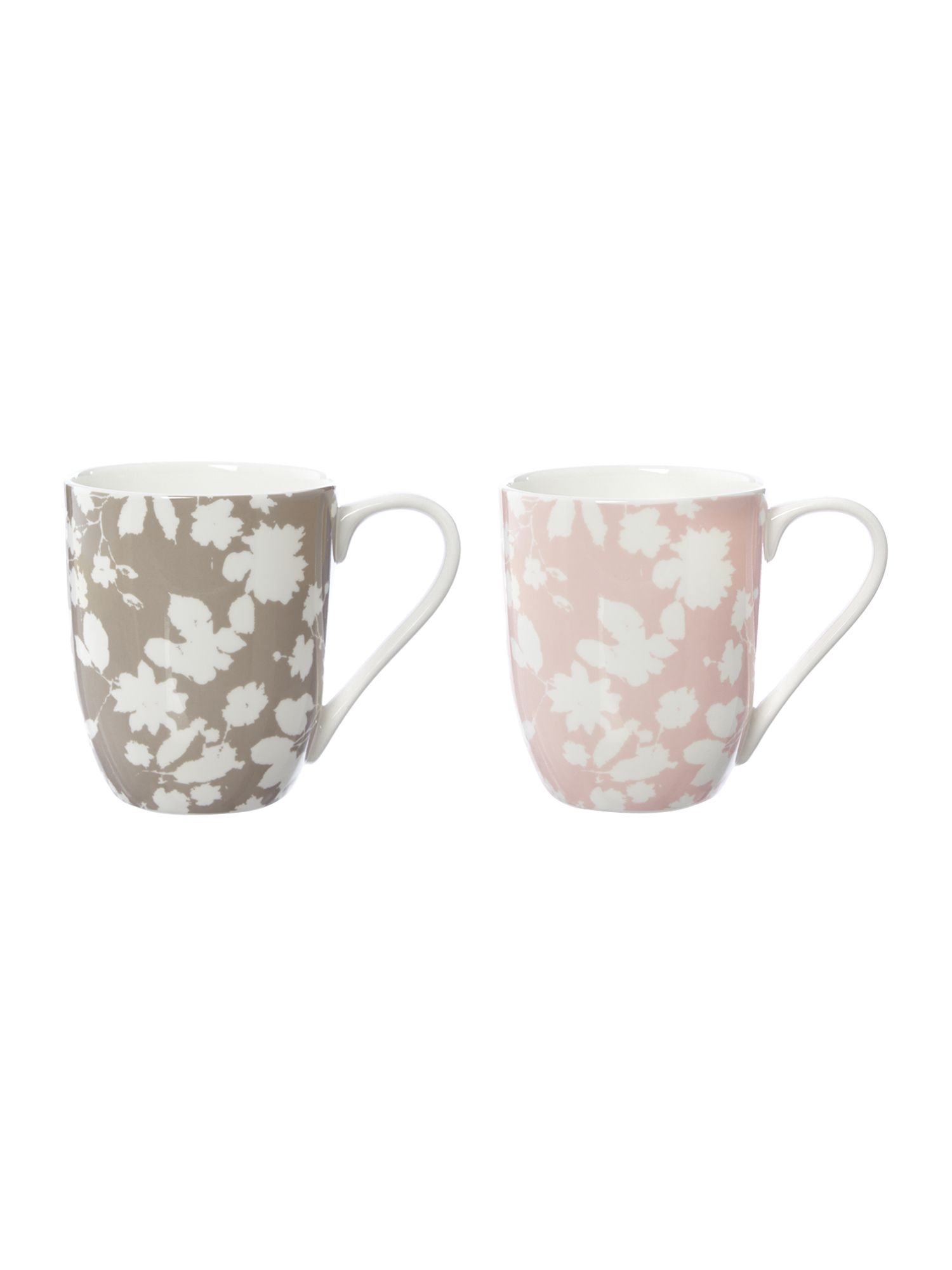 Cambridge Floral Mug Collection