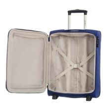 Antelao Dark Blue 2w Soft Luggage Set