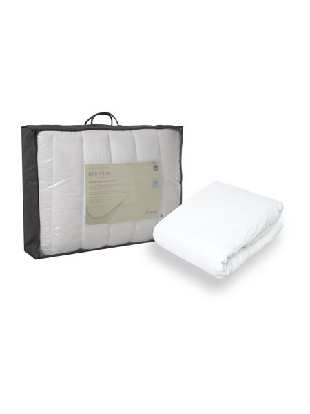 Linea Luxury microfibre topper super king