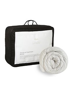 Touch of cashmere duvet 13.5 tog double