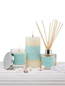 Linen & seagrass fragrance