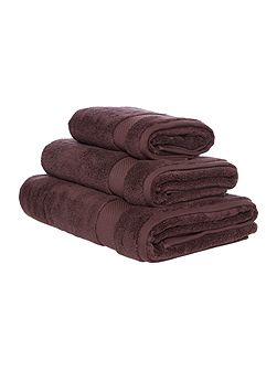 Face Cloth in Truffle (Set of 4)