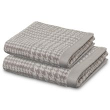 Prince of Wales towel range in Beige