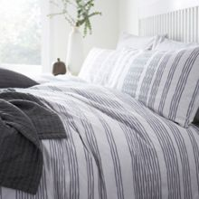 Linea Monostripe duvet set super king
