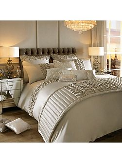 Kylie Minogue Felicity Truffle king duvet cover