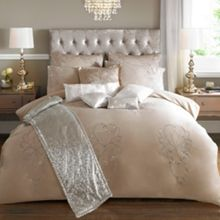 Kylie Minogue Cerisa Nude double duvet cover