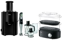 Braun Healthy Living Kitchen Electricals Range