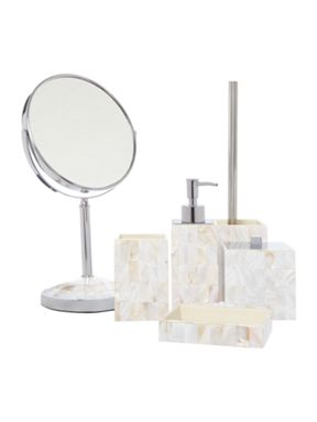 Casa Couture Mother of pearl accessory range