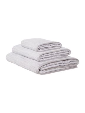 Casa Couture Luxe Sheared towel range