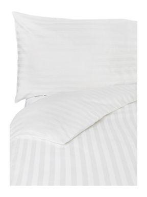Luxury Hotel Collection 300 Thread Count Sateen Stripe duvets