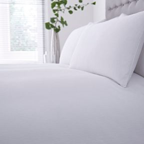 Casa Couture Darcy bedding range in white