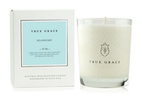 True Grace Village Seashore fragrance range