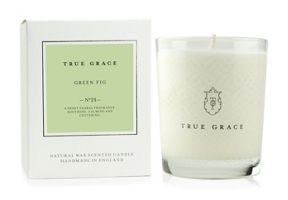 True Grace Village Green Fig Candle & Diffuser