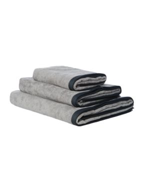 Casa Couture Modal bath towel range in grey
