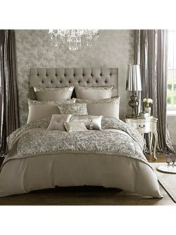 Alexa Silver super king duvet cover
