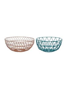 Geometric Bowl Range
