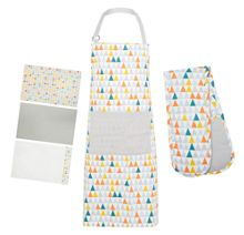Linea Juxtapose kitchen linen range