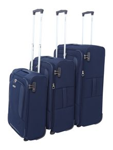 Arnavon Blue luggage set
